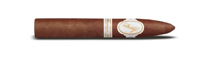 Little Havana Cigar Factory - Davidoff Millennium Blend Piramides 4 Pack