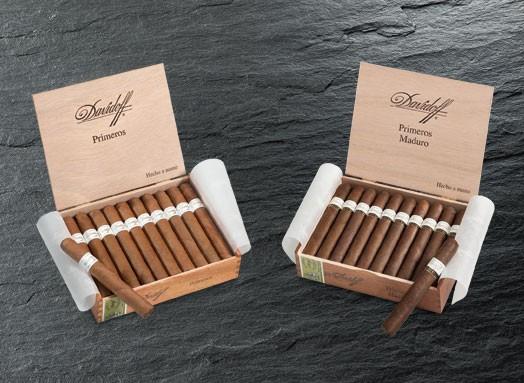 Little Havana Cigar Factory - Davidoff Classic Primeros Cigars 20 Box