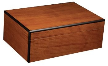 Little Havana Cigar Factory - Savoy Pearwood Humidor 50 Cigars