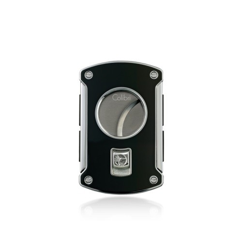 Little Havana Cigar Factory - Colibar 700-Slice Cigar Cutter Black