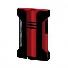 Little Havana Cigar Factory - S.T. Dupont Defi Extreme Torch Lighter Black & Red