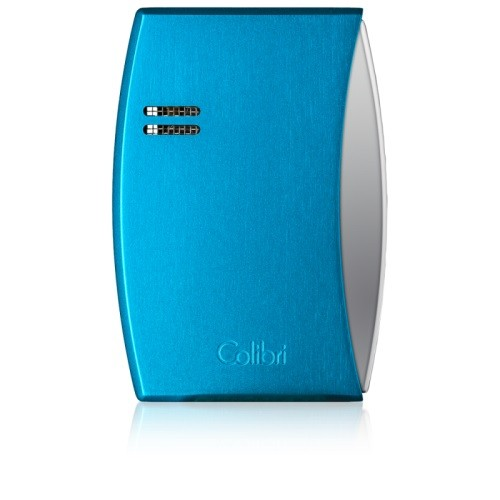 Little Havana Cigar Factory - Colibri Ellipse Jet Cigar Lighter Blue