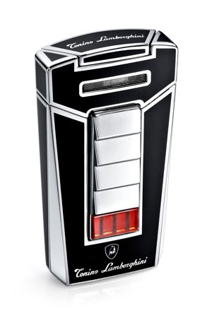 Little Havana Cigar Factory - Lamborghini Aero Cigar Lighter Black