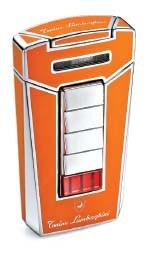 Little Havana Cigar Factory - Lamborghini Aero Cigar Lighter Orange