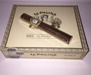 Little Havana Cigar Factory - La Palina El Diario Toro Cigars