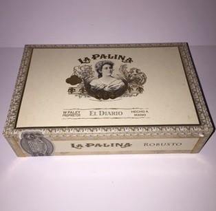 Little Havana Cigar Factory - La Palina El Diario Robusto Cigars