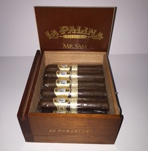 Little Havana Cigar Factory - La Palina Mr. Sam Robusto Cigars