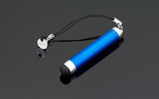 Little Havana Cigar Factory - Siglo Phone Touch Punch Blue Cigar Cutter