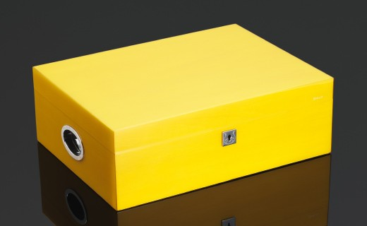 Little Havana Cigar Factory - Siglo Sunny Yellow Humidor