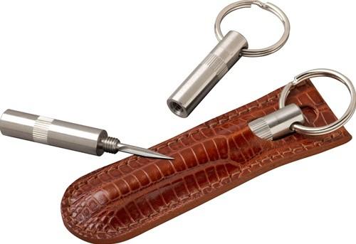 Little Havana Cigar Factory - Brizard & Co. Trilogy Cigar Cutter Lizard Havana