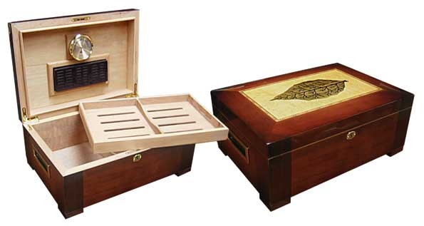 Little Havana Cigar Factory - Prestige Stetson High Gloss Humidor