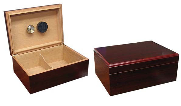 Little Havana Cigar Factory - Prestige Executive Cherry Humidor