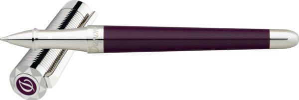 Little Havana Cigar Factory - S.T. Dupont Liberte Purple Palladium Ballpoint Pen