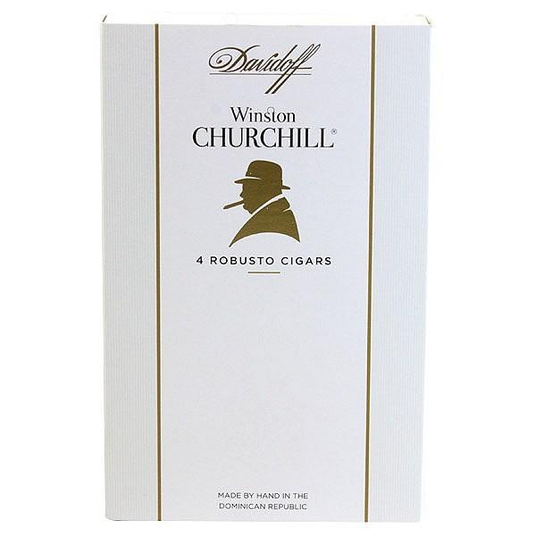 Little Havana Cigar Factory - Davidoff Winston Churchill - Robusto