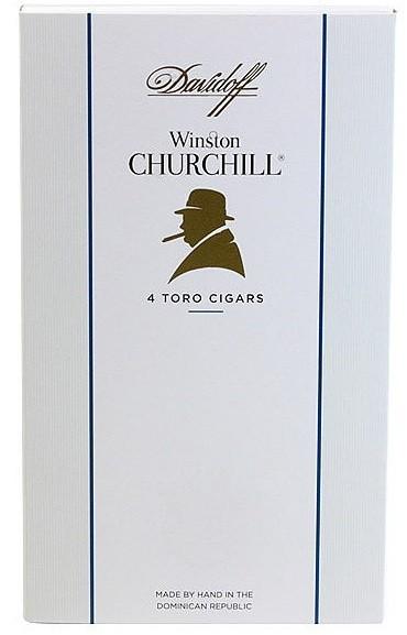 Little Havana Cigar Factory - Davidoff Winston Churchill - Churchill