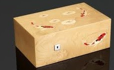 Little Havana Cigar Factory - Siglo Koi Fish Humidor