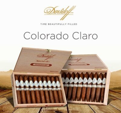 Little Havana Cigar Factory - Davidoff Colorado Claro Anniversary No. 3