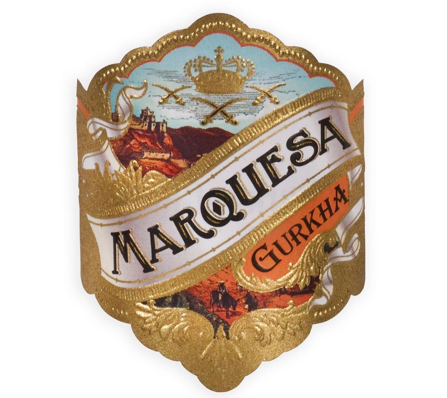 Little Havana Cigar Factory - Gurkha Marquesa Robusto Cigars