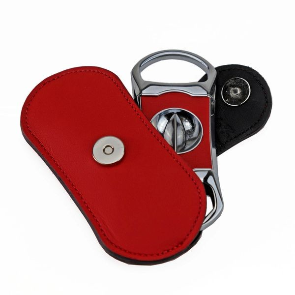 Little Havana Cigar Factory - Brizard and Co. V-Cut Red and Black Cigar Cutters