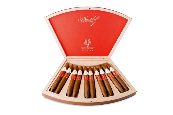 Little Havana Cigar Factory - Davidoff Year of the Rooster Cigars